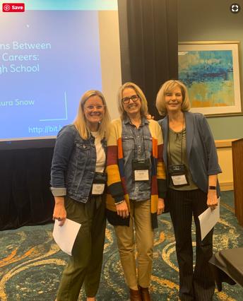 Representing PUSD at Long Beach Education Conference