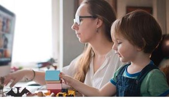 Age-Based Tips to Help Juggle Parenting & Working at Home During COVID-19
