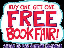 Book Fair & National Library Week Spirit Days