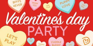 Valentine Day Parties - 2/12