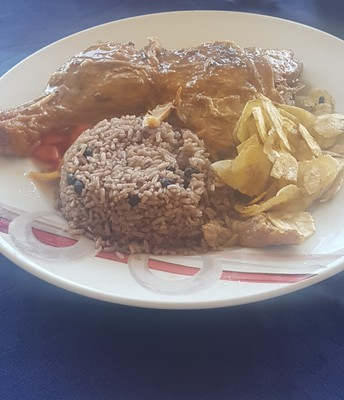 Traditional Cuban Food