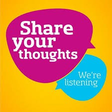 Share your thoughts with us....