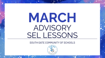 March SEL Lessons are Here!