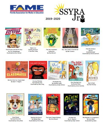 SSYRA Jr. List