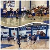 Girls and Boys Basketball