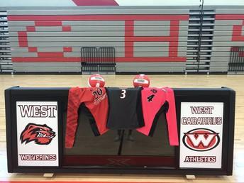 WCHS Volleyball