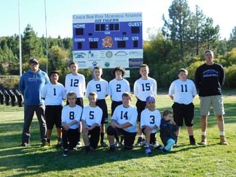 Flag Football White Team