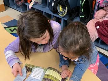 Miss Zitzow's 2nd Grade/Mrs. Skidmore's Kindergarten Classes