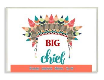Big Chief Food Drive