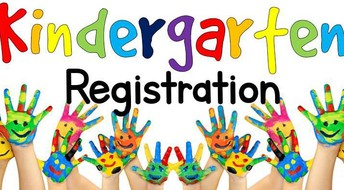 Kindergarten Registration is almost here - Wednesday, February 20, 2019