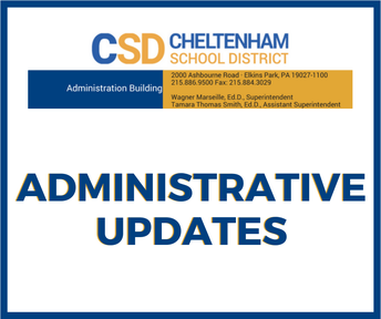 Stay Informed: Administrative Updates February 2019