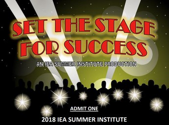 Check out the Annual IEA Summer Institute