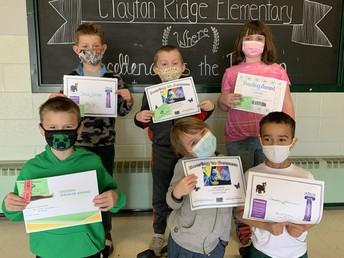 First Grade Awards