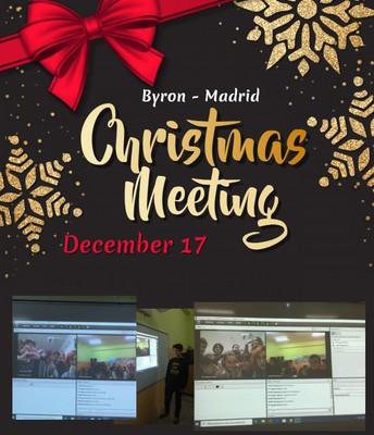 Χριστουγεννιάτικα κάλαντα στη Μαδρίτη