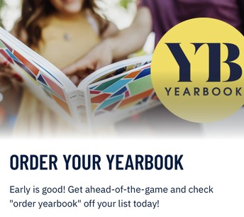📔 Yearbook Sales BEGIN NOW!