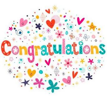Congrats Jessica!