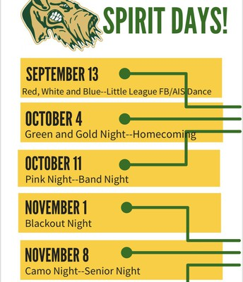 We Have Spirit, How About You?