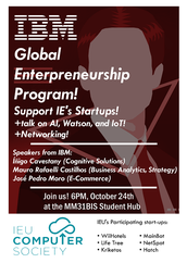IBM Global Entrepreneurship Program