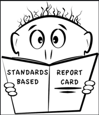 Report cards are here!