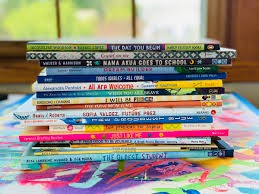 New Library Books are coming!