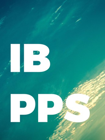 IB Personal And Professional Skills (CP Canidates)