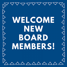 Congratulations to our new FFO Board
