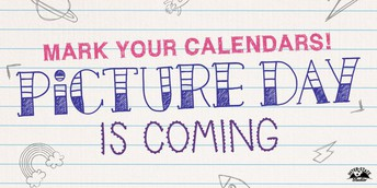 Picture Day ~ Wednesday, 9/2/2020