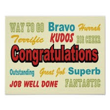 Congratulations to our Scholars: Above and Beyond!