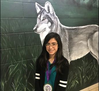 7th Grade - Fatima B.