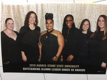 Harris Stowe Alumni Award
