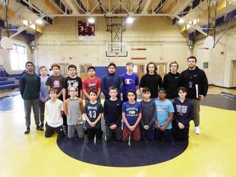 2018-2019 Murray Avenue Wrestling