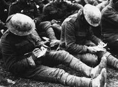 Soldiers Resting
