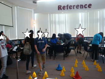 Robotics in the Reference Room