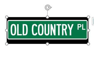 Old Country Place (Gold Sponsor)