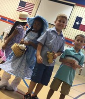 Kindergarten students get down with Mother Goose!