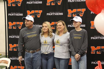 Abby Zinsmeyer Signed at Murray State University - Precision Rifle