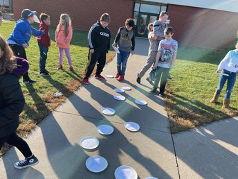 sundial and shadows - learning time