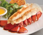Morton's - Salad & Lobster Tail $55 per Guest