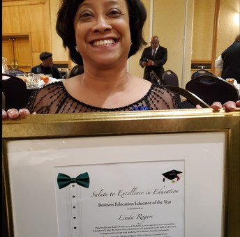Salute to Excellence Business Education Educator of the Year