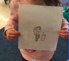 MLK Sketch Kindergarten