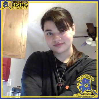 Kaylin Wolf, EdRising Member