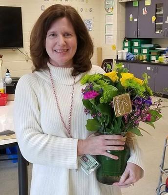 Mrs. Charnley DeMerritt, STEM teacher