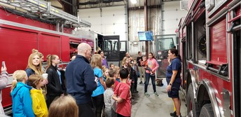 Fire Station #11 Tour