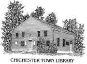 Click this image of Chichester Town Library to visit their Facebook Page