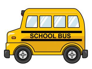 Bus Registration Forms Due July 15th