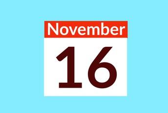 Spirit Day, November 16th