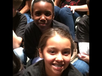 Performing at CTHS