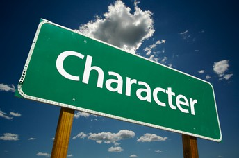 CHARACTER WORDS FOR 4th 9 WEEKS