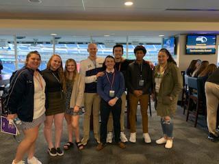 Students represent Monomoy at MIAA Sportsmanship Summit