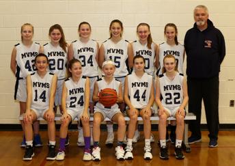 Girls' Basketball (A)